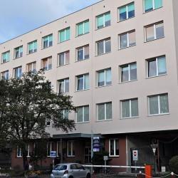 Szpital MSWiA przy ul. Krakowskiej 44 w Opolu