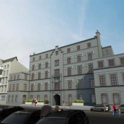 Mieszkania w kamienicy przy ulicy Komuny Paryskiej 72 we Wrocławiu